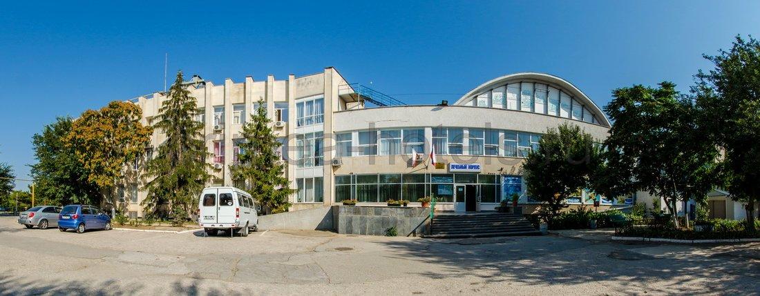Победа Люкс Евпатория- комфортный санаторий в Евпатории для отдыха и лечения рядом с морем