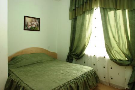 Люкс 2-местный 2-комнатный коттедж