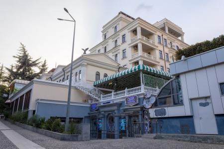 Отель Страж Империи Алушта