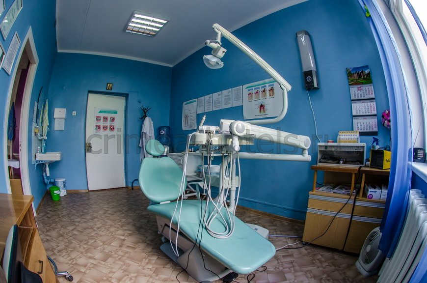 Санаторий Фемида Евпатория Лечебное отделение - стоматология