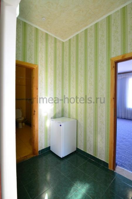 1 комнатный 3 местный с уд.(Тв,Х,К)