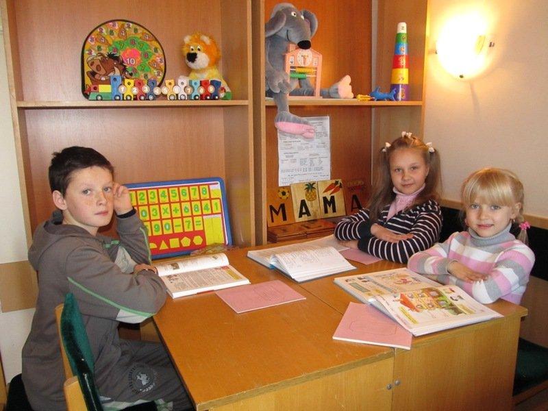 Санаторий Мисхор Ялта детская комната