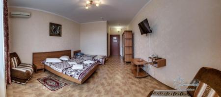 1-но комнатный 2-х местный номер