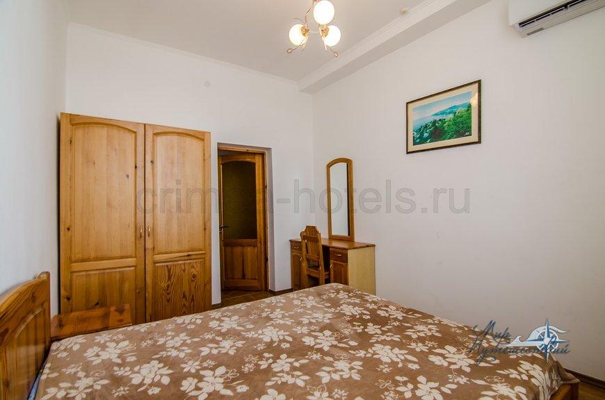 Гостиничный Комплекс Московский дворик Евпатория Апартаменты 2-х комнатные