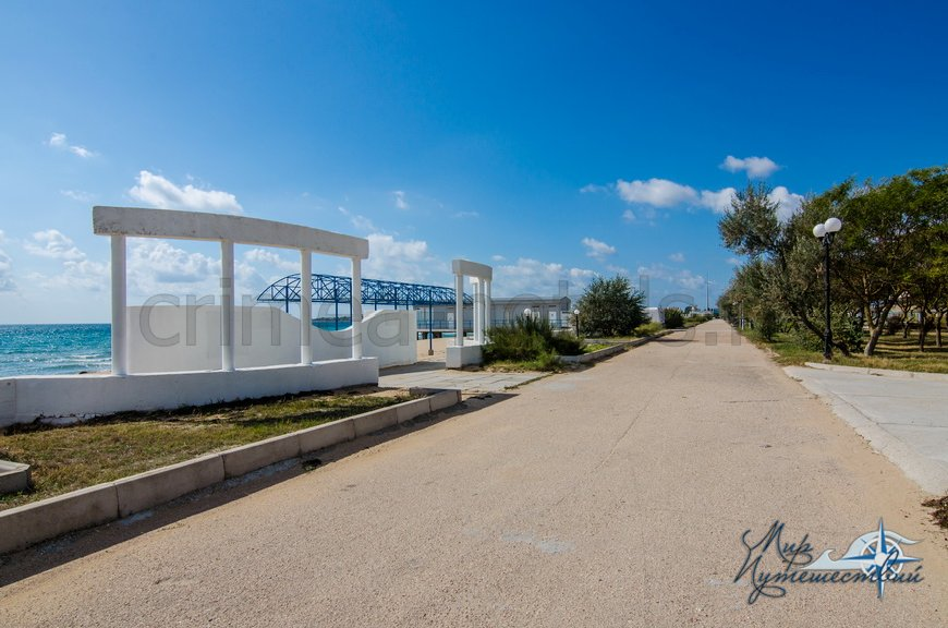 Национальный спортивно-оздоровительный центр, Евпатория