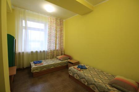 Хостел - 2-х местный с удобствами в номере
