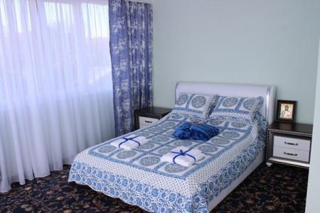 Люкс 2-местный 1-комнатный с панорамными окнами (вид на море)