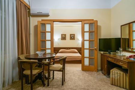 Люкс 2 комнатный 2 местный