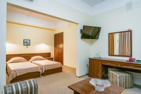 Полулюкс 1 комнатный 2 местный