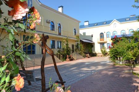 Гостиница Миру Мир Заозерное