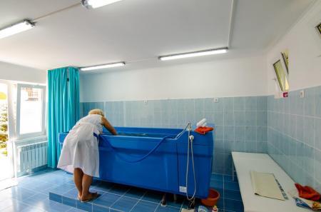 лечебный корпус  - гидромассаж