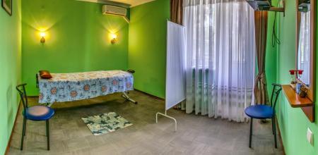 лечебный корпус  - кабинет массажа
