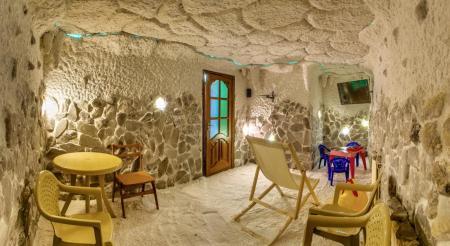 лечебный корпус  - соляная пещера
