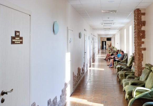 Санаторий Полтава-Крым Саки Медицинский центр