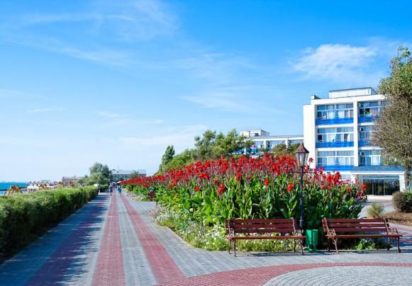 Санаторий Полтава-Крым Саки