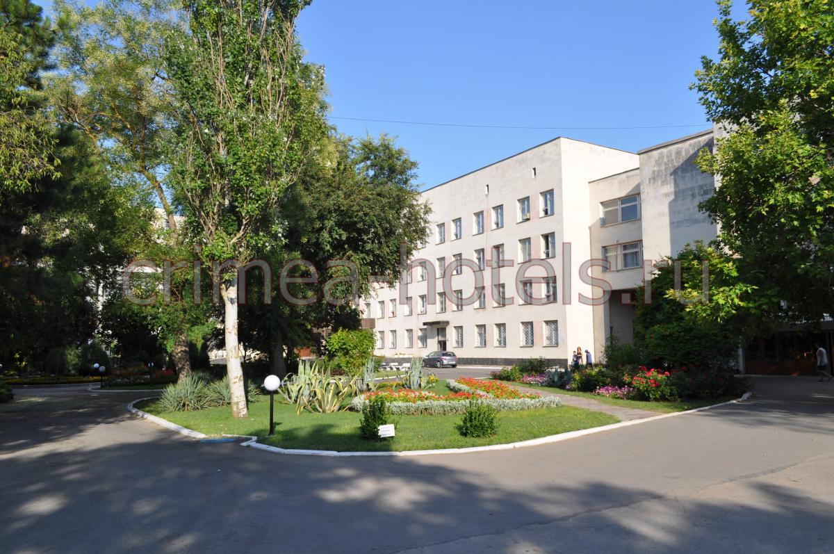 ЕВДКС МО санаторий цены, отзывы, купить путевку