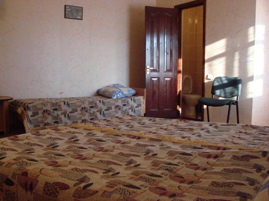 Частная гостиница на Татарской  Евпатория 4 местный