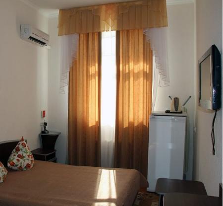 1-но комнатный 2-х местный «ПК», корпус № 24, (32-36, 38-40)