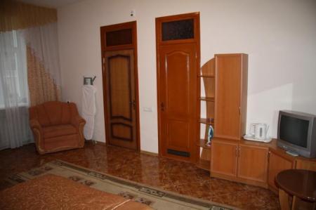 1-но комнатный 2-х местный «ПК», корпус № 8, 9, 24 (41-44)