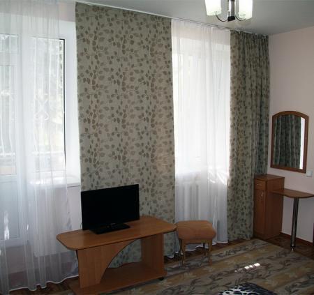 2-х комнатный 2-х местный «Люкс», корпус № 4