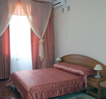 2-х комнатный 2-х местный «Люкс», корпус № 6
