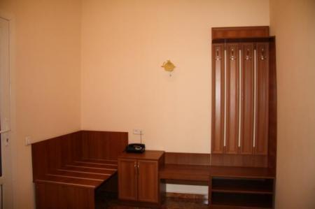 2-х комнатный 2-х местный «Люкс», корпус №1 (40,5 кв.м)