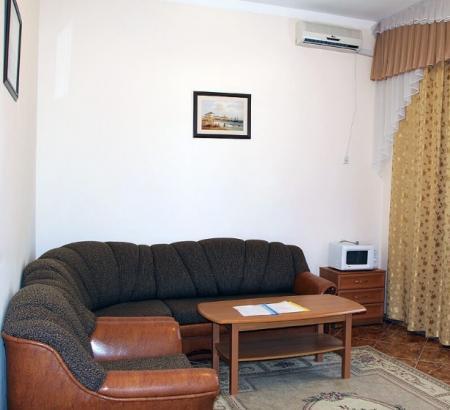 2-х комнатный 2-х местный «Люкс», корпус № 9