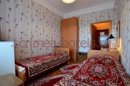 1 комнатный 2 местный Стандарт север (Х,ТВ,Б)