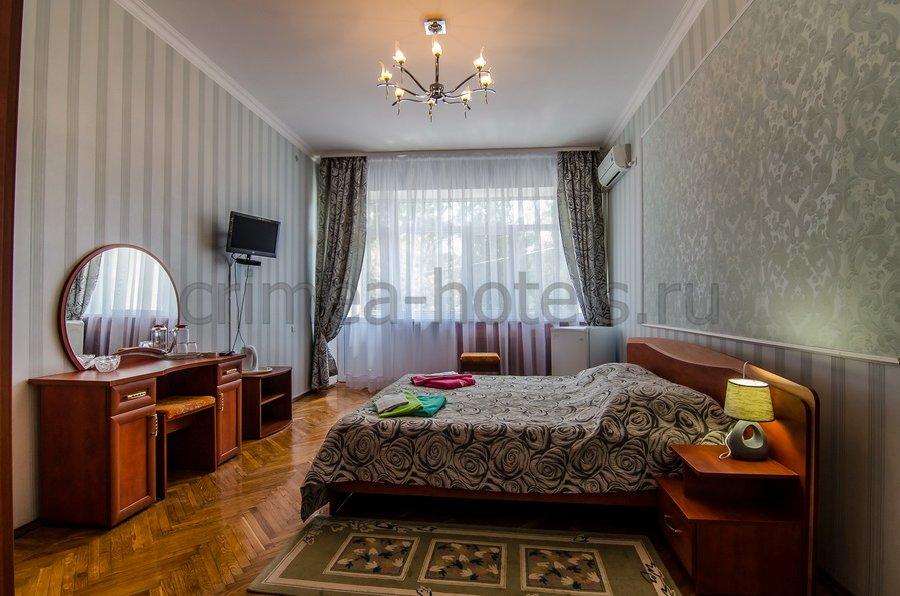 Санаторий Приморье Евпатория Корпус №2 - 1 комнатный 2 местный улучшенный