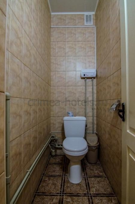 Корпус №2 - 2 комнатный 2 местный улучшенный