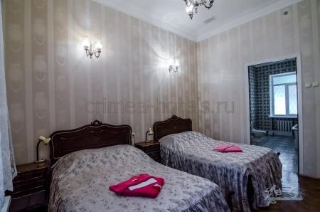 Корпус №1 - 2 комнатный 2 местный