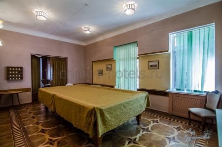 Корпус № 1 - 2-комнатный 2-х местный улучшенный