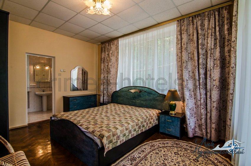 Санаторий Жемчужина Гаспра Корпус №9, 2-х комнатный 2-х местный Люкс