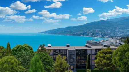 Отель Green park Yalta-Intourist (Грин Парк Ялта-Интурист) Ялта