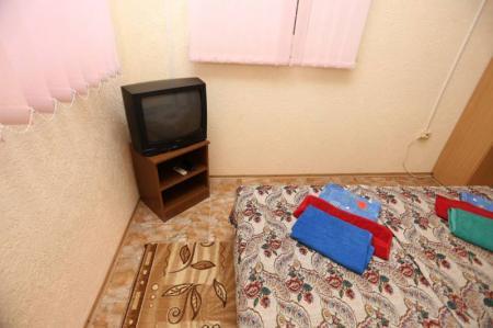 Полулюкс 3-х местный 2-х комнатный, 3 этаж, 1 корпус