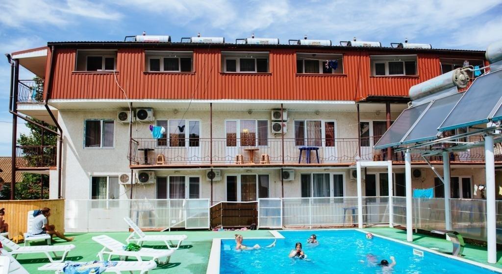 Отель Релакс (база отдыха Прибой) Саки