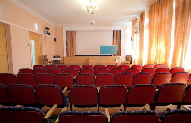 Пансионат Дом Творчества АКТЕР Ялта КЗ Театральный