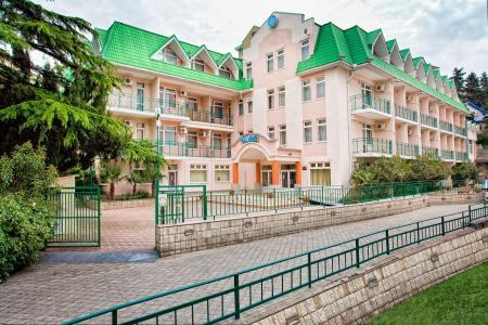 Отель Норд Алушта