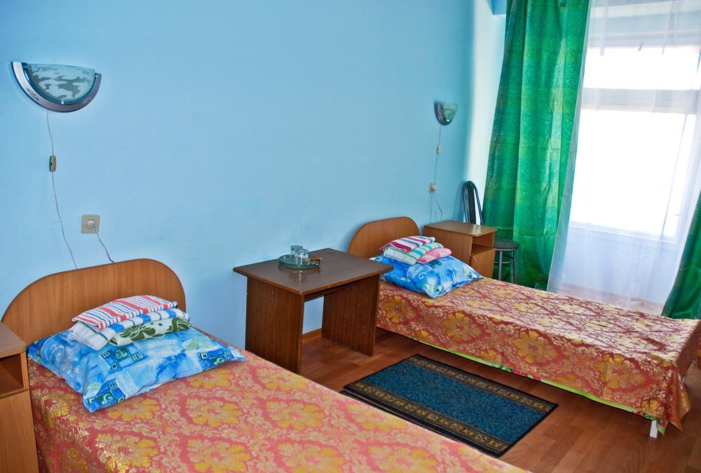 Санаторий Южнобережный Алупка 1 комнатный 2 местный Стандарт Юг