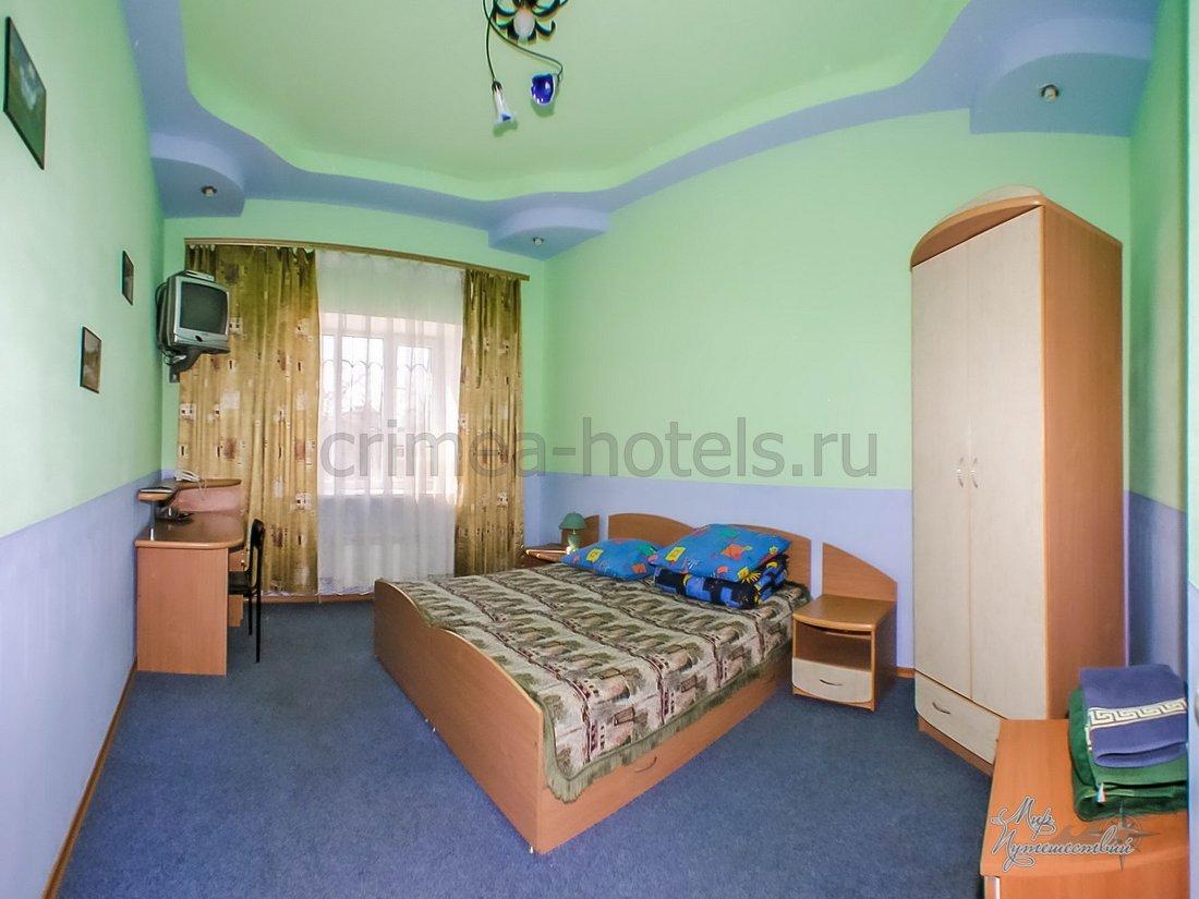 Гостиница Гезлевские Ворота Евпатория Полулюкс