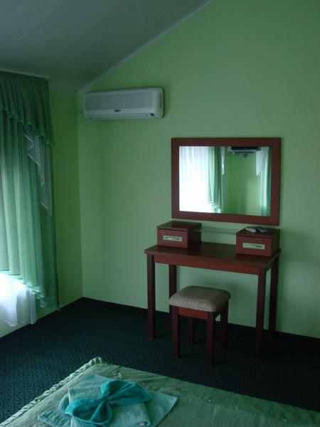 Отель Мечта Алушта люкс