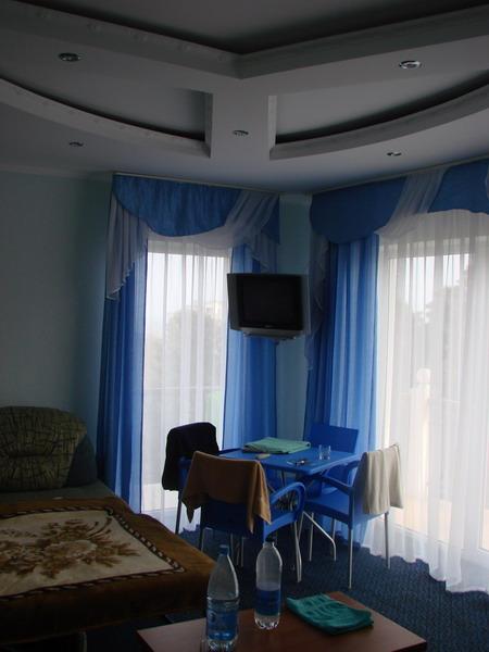 Отель Мечта Алушта апартаменты