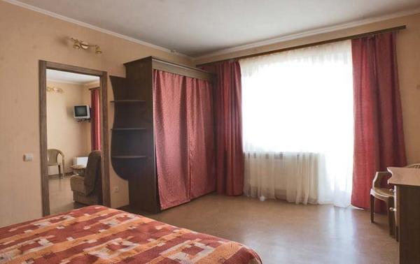 Номер 2 комнатный 4 местный (семейный)