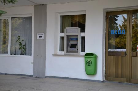 Админ. корпус, банкомат