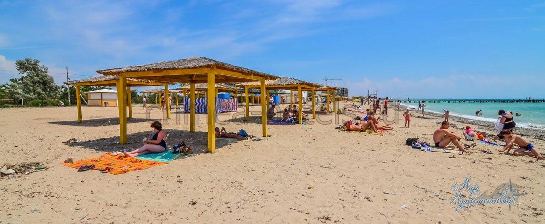 Отель Каламит Евпатория Пляж