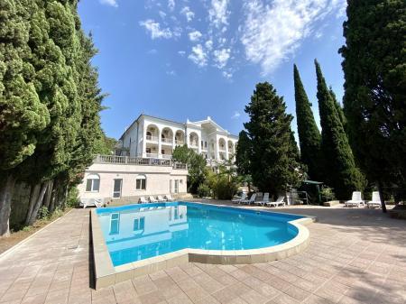 Отель «Hotel Life» / «Лайф» (пансионат «Севастополь», корпус 1) Севастополь