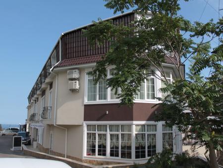 Отель Мускатель Гурзуф