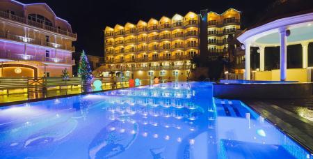 Отель ИваМария Алушта
