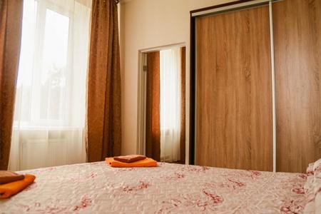 Полулюкс 2-комнатный корпус Усадьба 2