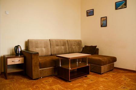 Полулюкс 2-комнатный корпус Усадьба 4